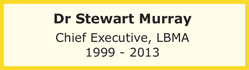 Dr Stewart Murray